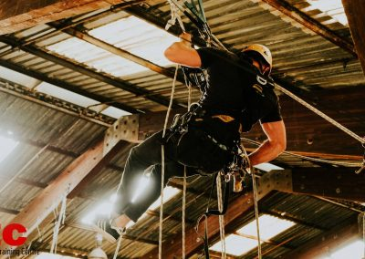 Industry Training Centre Plettenberg Bay IRATA Rope Access Fall Arrest Confined Space 10