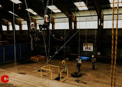 Industry Training Centre Plettenberg Bay IRATA Rope Access Fall Arrest Confined Space 14