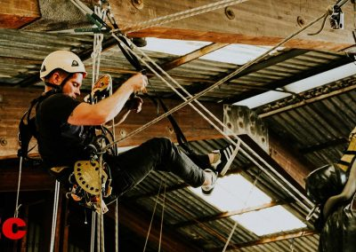 Industry Training Centre Plettenberg Bay IRATA Rope Access Fall Arrest Confined Space 15