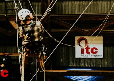 Industry Training Centre Plettenberg Bay IRATA Rope Access Fall Arrest Confined Space 3
