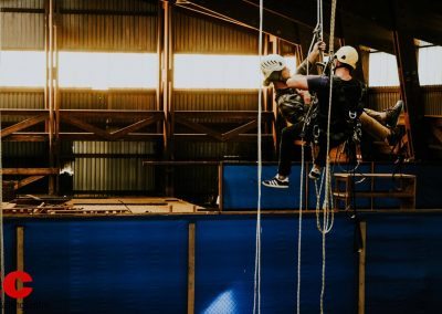 Industry Training Centre Plettenberg Bay IRATA Rope Access Fall Arrest Confined Space 8